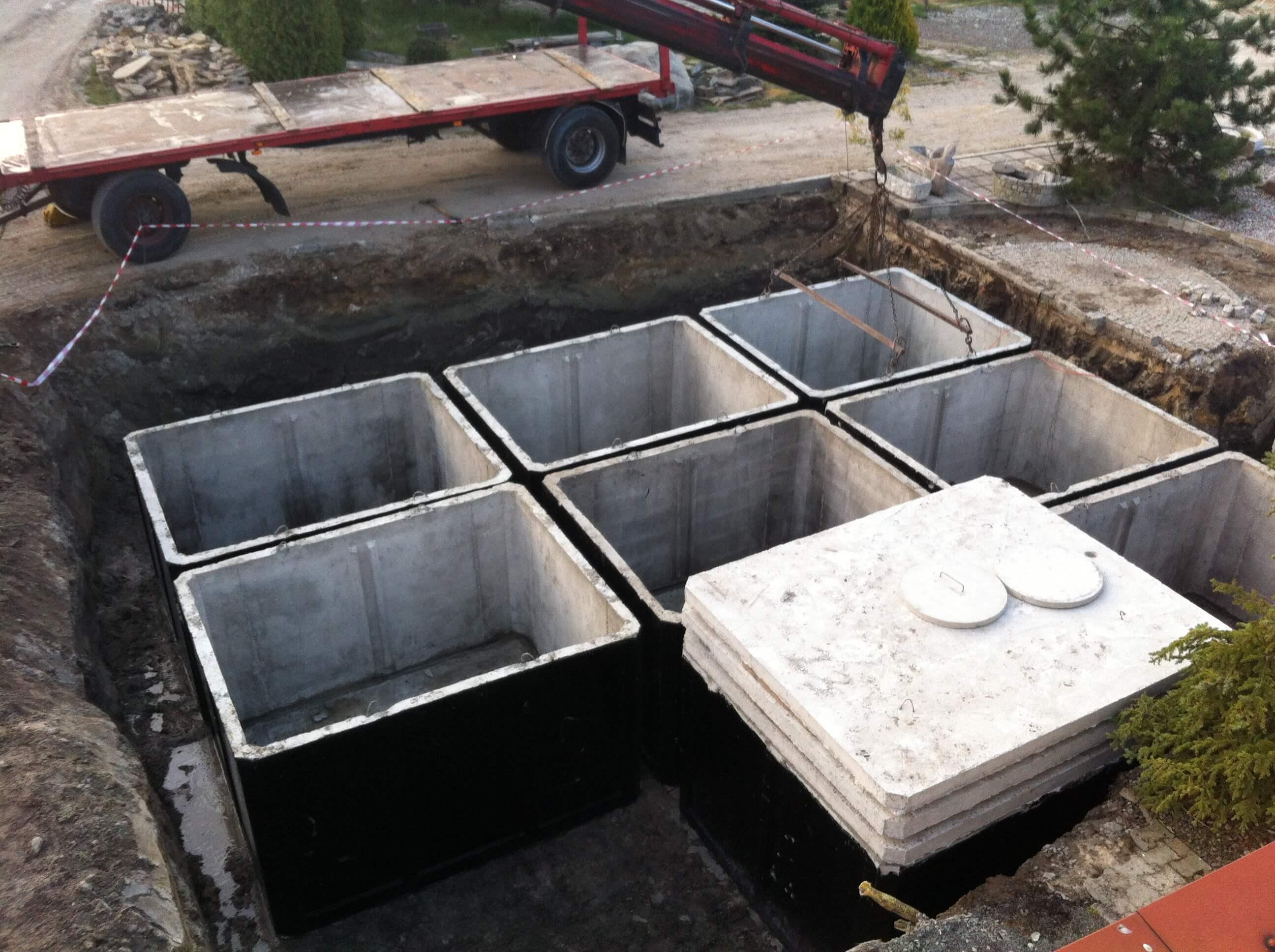Jak wybrać najlepiej bezodpływowy zbiornik na nieczystości ciekłe?